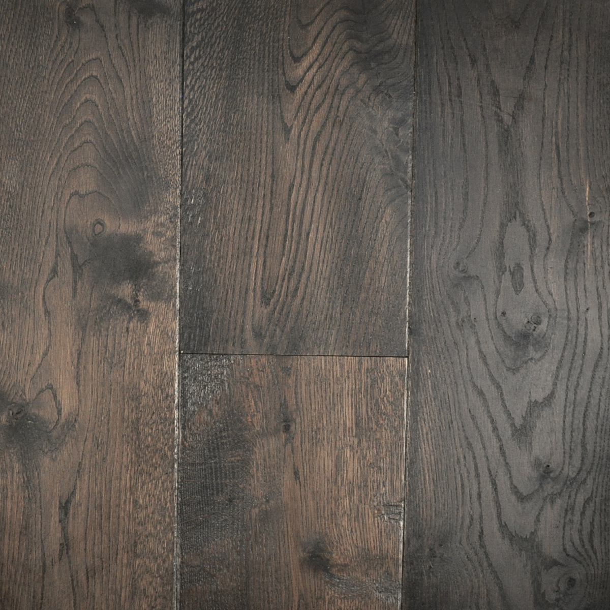 Antique Cathedral Black French Euro Oak
